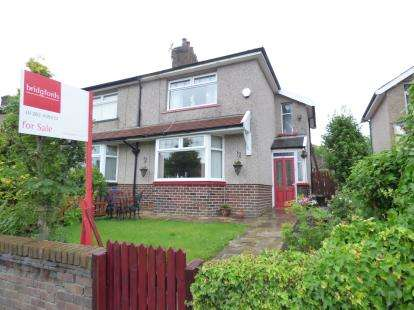 3 Bedrooms Semi Detached House for sale in Chiltern Avenue, Burnley, Lancashire