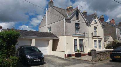 3 Bedrooms Semi Detached House for sale in St. Austell, Cornwall
