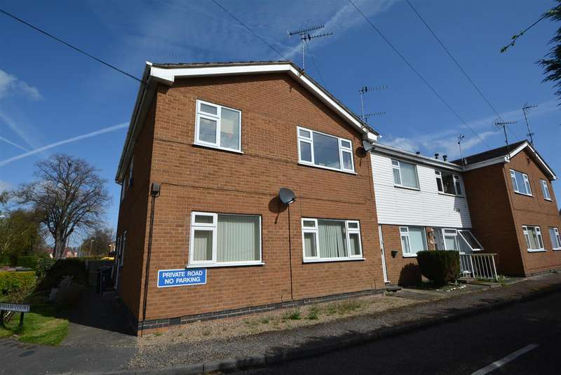 2 Bedrooms Maisonette Flat for sale in Evesham Court, Toton