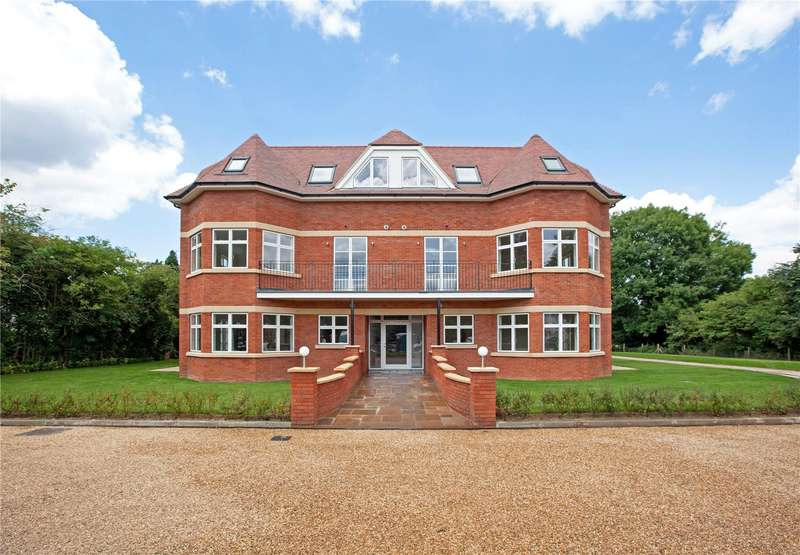 2 Bedrooms Flat for sale in The Old Court, Bath Road, Maidenhead, SL6