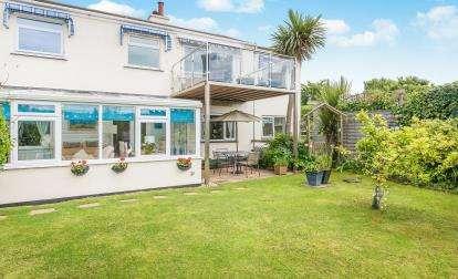 4 Bedrooms Detached House for sale in Marazion, Cornwall, Marazion
