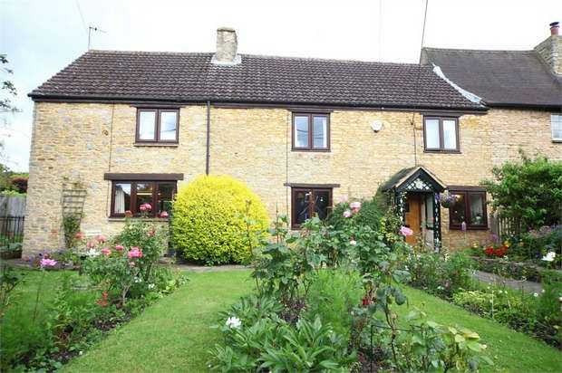 4 Bedrooms Semi Detached House for sale in East Street, Fritwell, Bicester, Oxfordshire