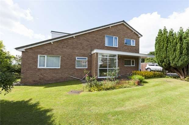 5 Bedrooms Detached House for sale in Bailey Hill, Yorkley, Lydney, Gloucestershire