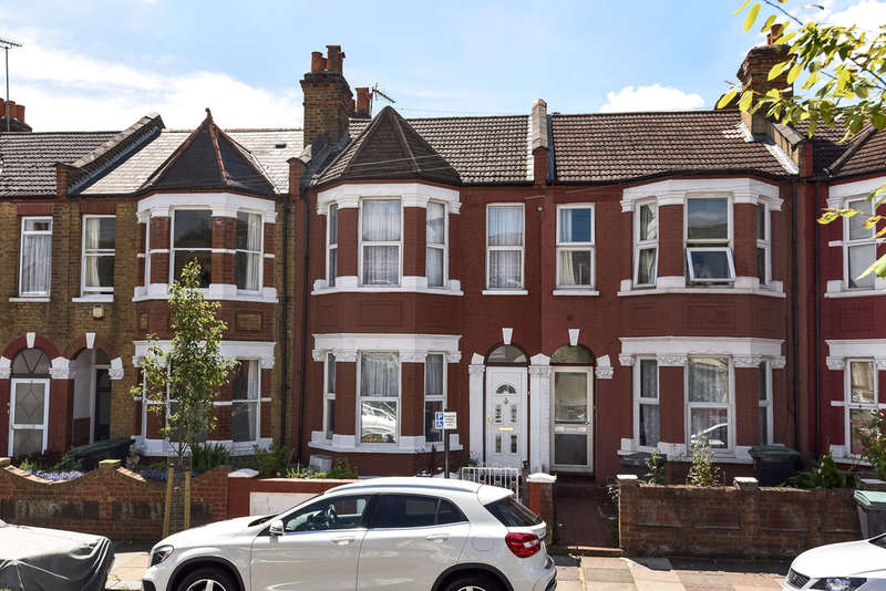 3 Bedrooms Terraced House for sale in Roseberry Gardens, Harringay