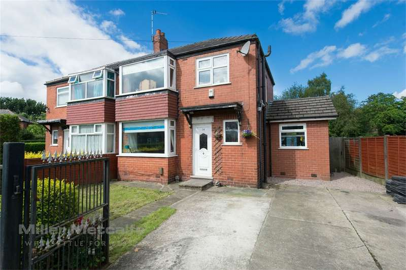 3 Bedrooms Semi Detached House for sale in Dorset Drive, Bury, Lancashire