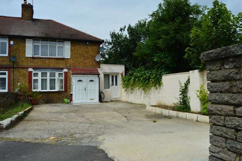 3 Bedrooms End Of Terrace House for sale in Wheatley Gardens, Edmonton, London, UK, N9 9UE