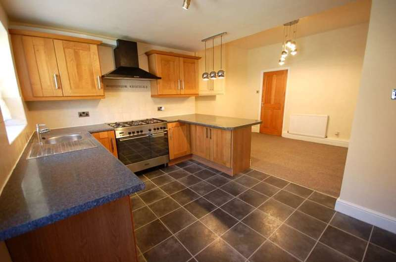 2 Bedrooms Terraced House for sale in Rawlinson Street, Wesham