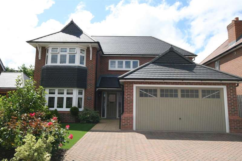 4 Bedrooms Property for sale in Dale House, Church View Fold, Wrea Green, Preston
