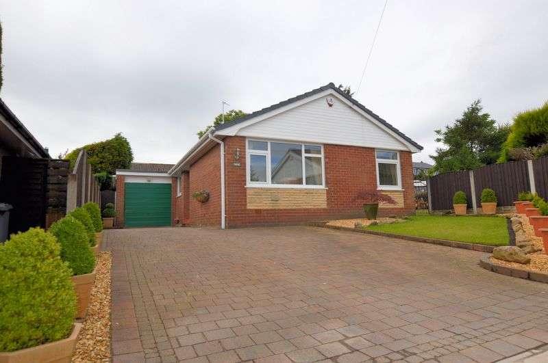 3 Bedrooms Detached Bungalow for sale in Ormskirk Close, Seddons Farm, Bury
