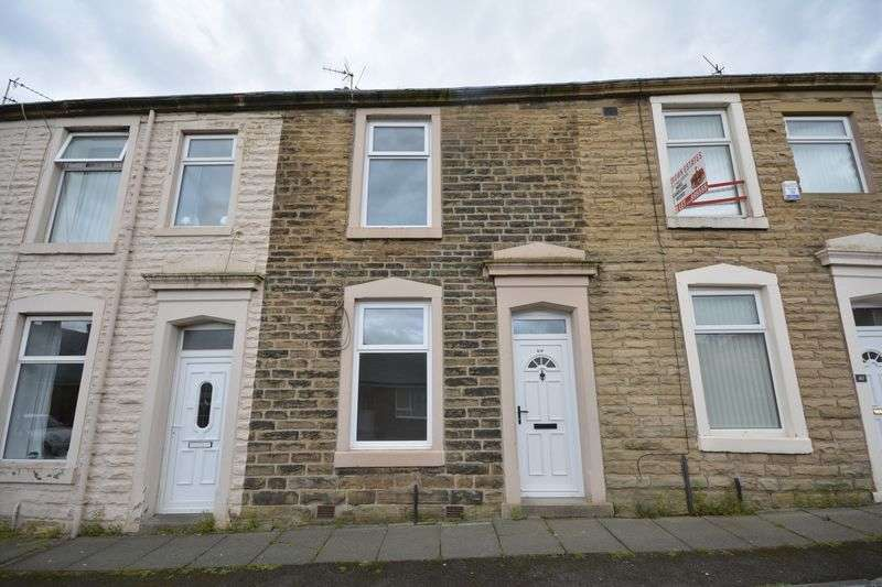 2 Bedrooms Terraced House for sale in School Street, Rishton