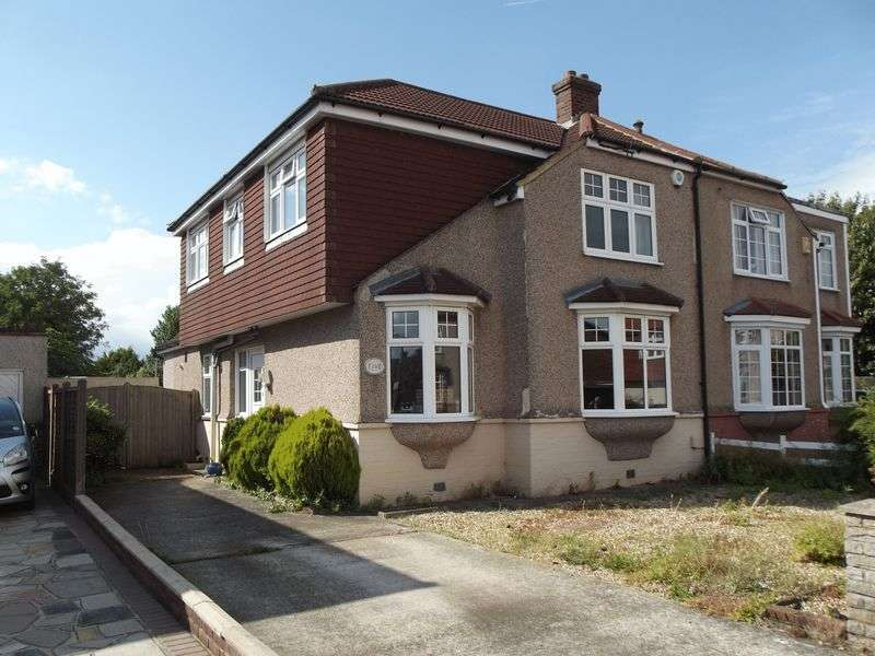 5 Bedrooms Semi Detached House for sale in Cloudesley Road, Bexleyheath