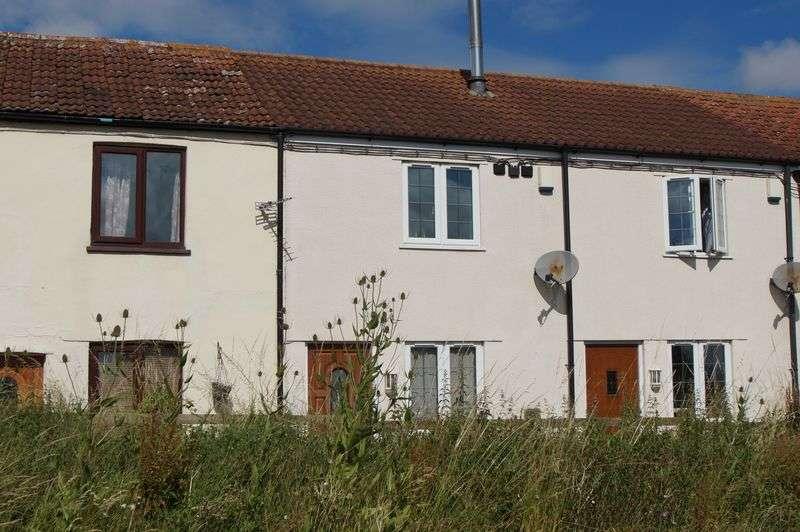 2 Bedrooms Terraced House for sale in Mountview Terrace, Pawlett