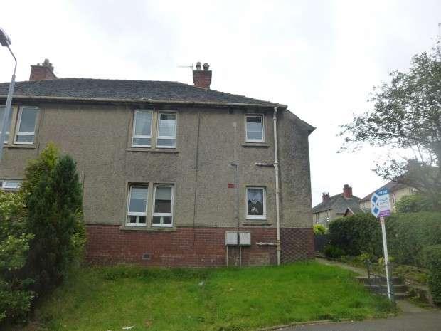 2 Bedrooms Flat for sale in Herriot Street, Gartsherrie, Coatbridge, ML5