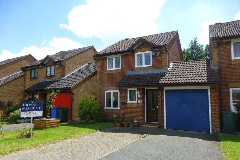 3 Bedrooms Detached House for sale in 64 Ravenscroft, Bicester
