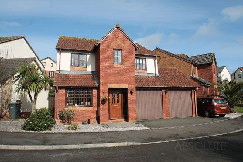 4 Bedrooms Detached House for sale in Mulberry Close, Paignton