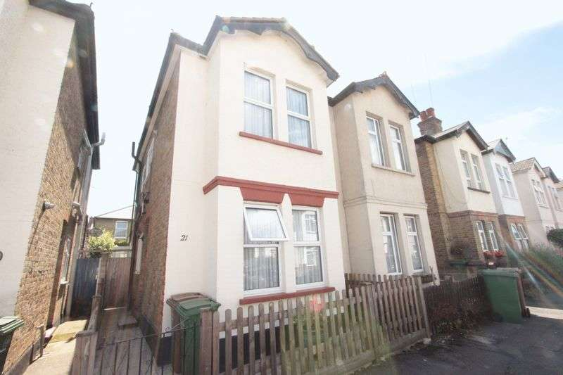 2 Bedrooms Semi Detached House for sale in Vicarage Road, Sutton