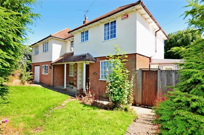 5 Bedrooms Detached House for sale in Mickleburgh Hill, Herne Bay, Kent