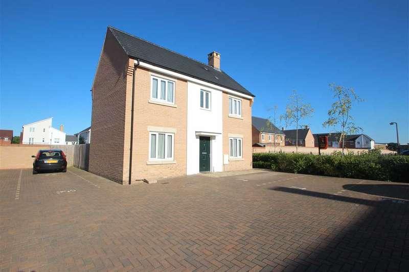 3 Bedrooms Detached House for sale in Kensington Road, Colchester