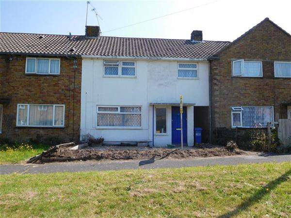 3 Bedrooms Terraced House for sale in Turlin Road, Poole