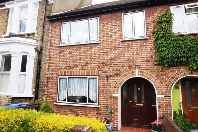 3 Bedrooms Terraced House for sale in Torbay Road, London