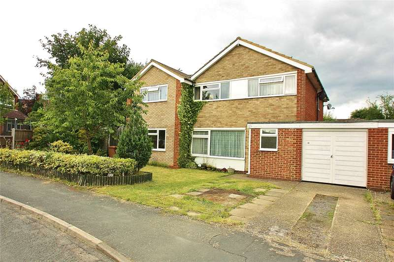 4 Bedrooms House for sale in Gosden Road, West End, Woking, Surrey, GU24