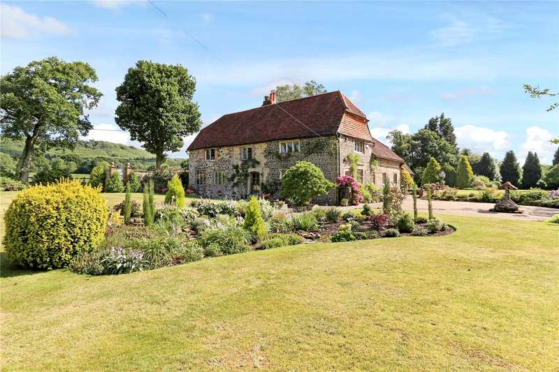 4 Bedrooms Detached House for sale in Milland Lane, Milland, Liphook, Hampshire, GU30