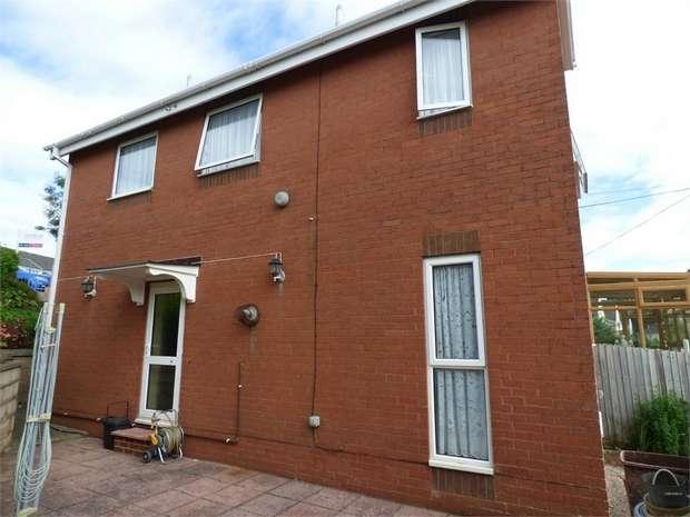 3 Bedrooms Semi Detached House for sale in Moor Lane Close, Torquay, Devon