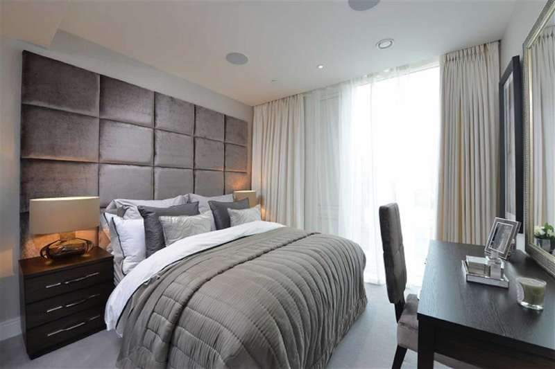 2 Bedrooms Apartment Flat for sale in Lancaster House, Sovereign Court, Hammersmith, London