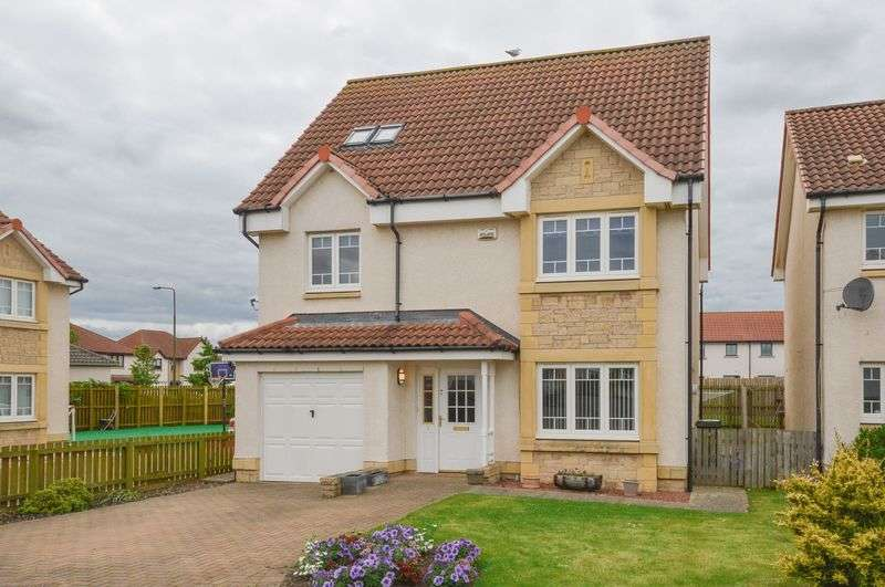 6 Bedrooms Detached House for sale in 7 Lawson Way, Tranent, East Lothian, EH33 2QJ