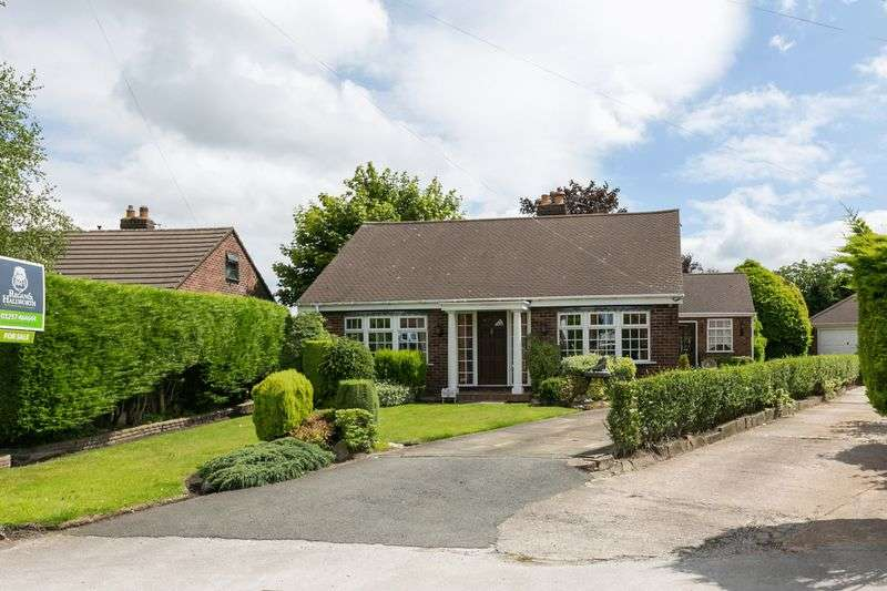 2 Bedrooms Detached Bungalow for sale in Red Cat Lane, Burscough, L40 0RD