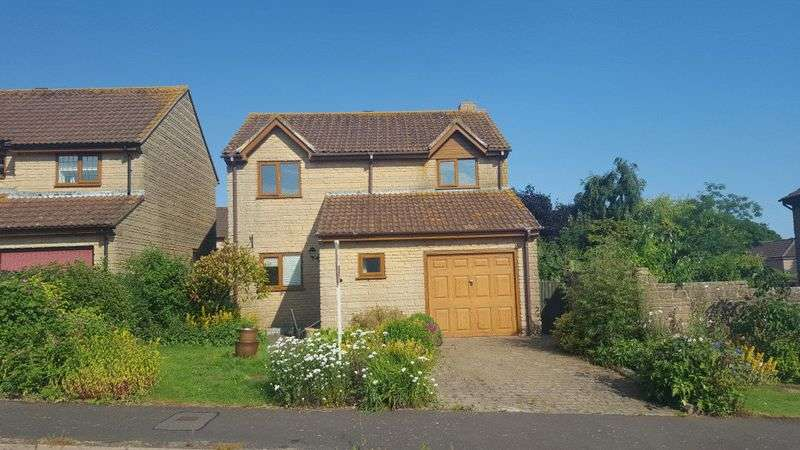 4 Bedrooms Detached House for sale in Orchard Way, Beaminster