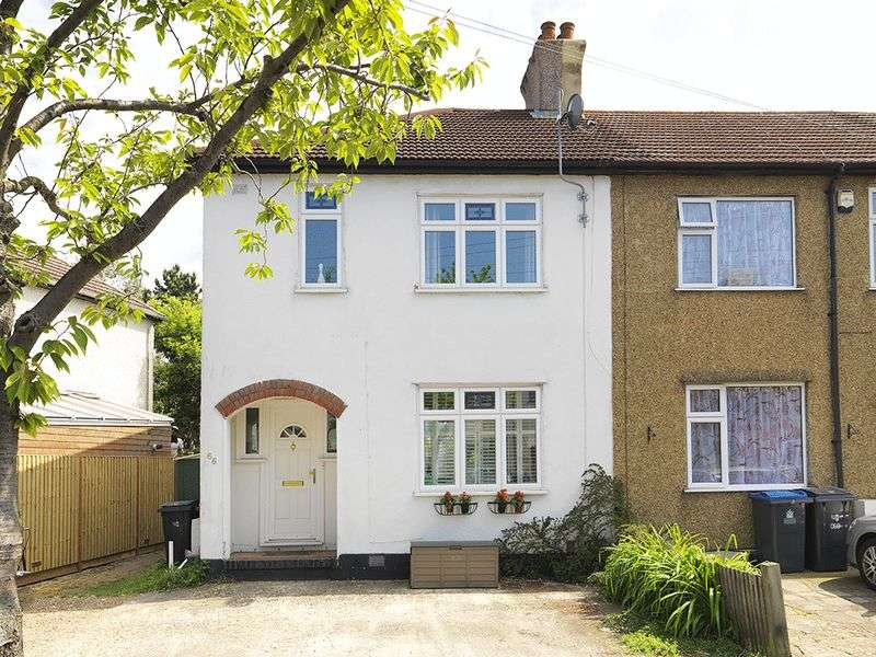 3 Bedrooms Semi Detached House for sale in George Road, New Malden, KT3