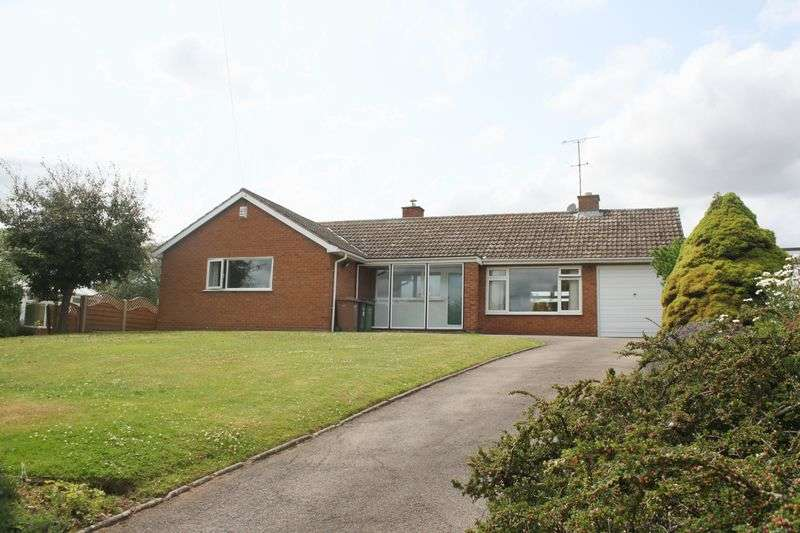 3 Bedrooms Detached Bungalow for sale in Brook Lane, Cropthorne
