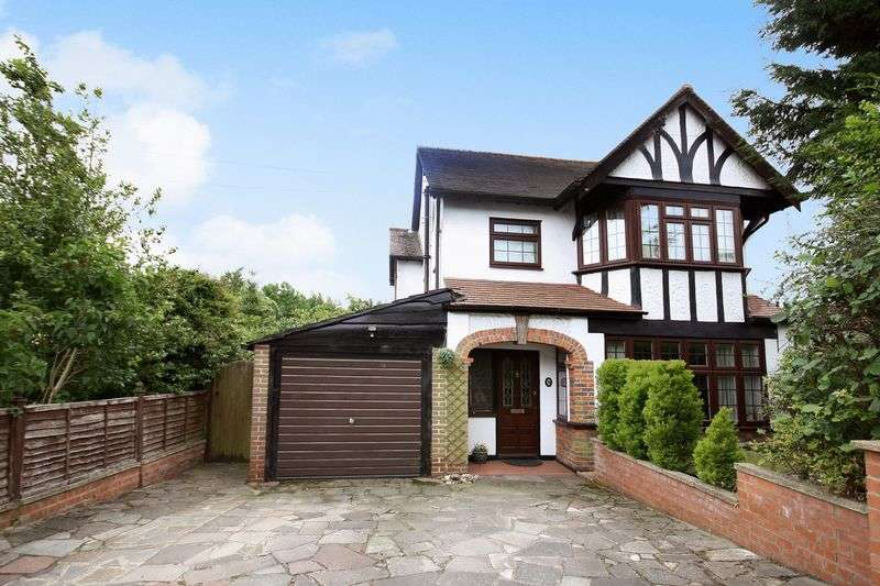 3 Bedrooms Detached House for sale in CARSHALTON BEECHES