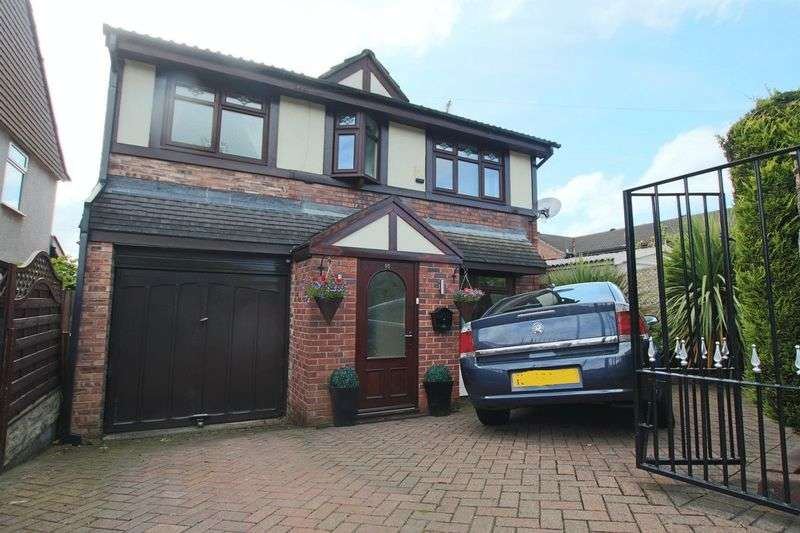 4 Bedrooms Property for sale in War Office Road, Bamford, Rochdale OL11 5HH