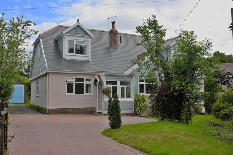5 Bedrooms Detached House for sale in Twynhams Hill, Shirrell Heath