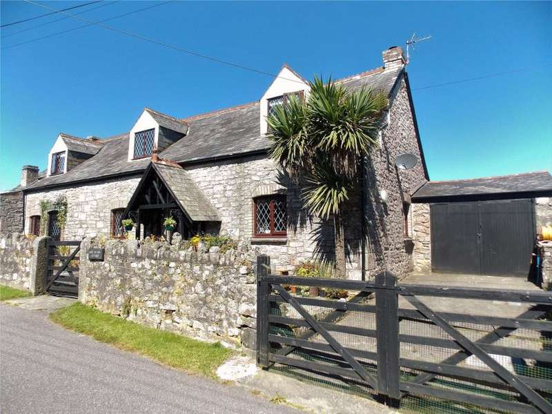4 Bedrooms Detached House for sale in Rescorla, St Austell, Cornwall