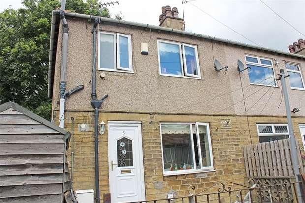 3 Bedrooms End Of Terrace House for sale in Byron Avenue, Sowerby Bridge, West Yorkshire