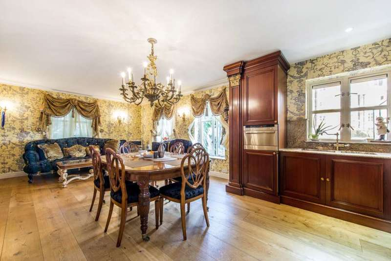 3 Bedrooms Apartment Flat for sale in Rowan Lodge, Kensington Green, London, W8