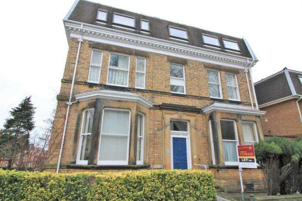 1 Bedroom Apartment Flat for sale in Lynwood Lodge, Filey Road, Scarborough, North Yorkshire YO11 2TL