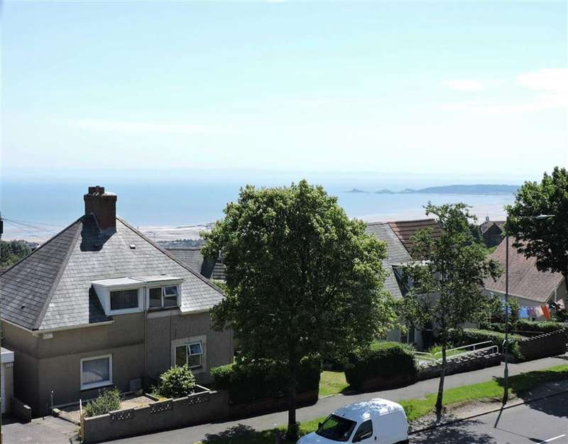 3 Bedrooms Flat for sale in Townhill Road, Cockett