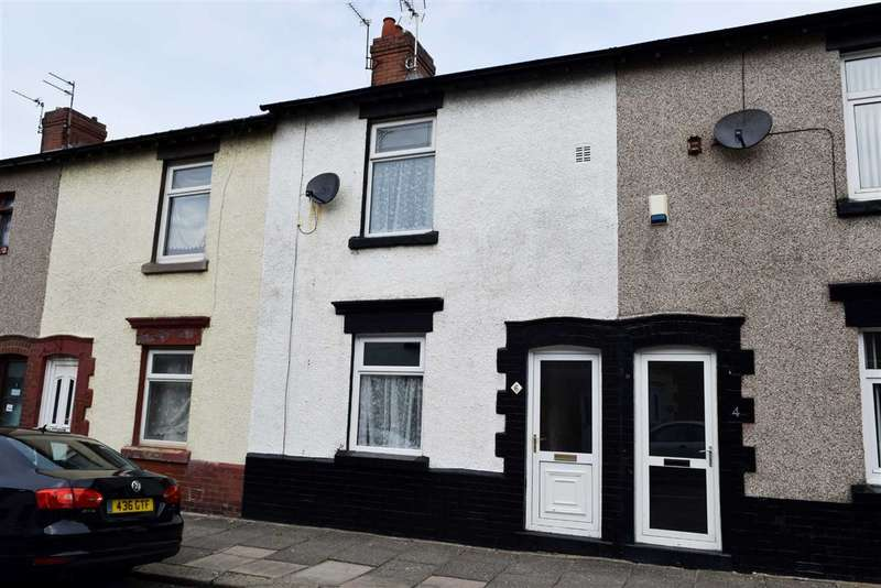 2 Bedrooms Property for sale in Liverpool Street, Barrow In Furness, Cumbria