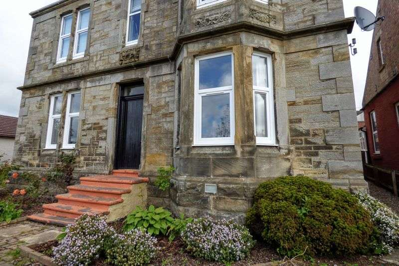 2 Bedrooms Flat for sale in Clyde Street, Carluke