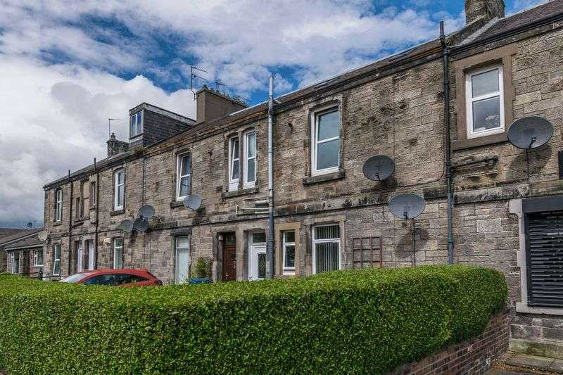 2 Bedrooms Flat for sale in 97B The Loan, Loanhead, Midlothian, EH20 9AH
