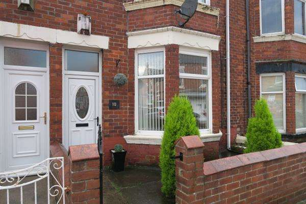 1 Bedroom Apartment Flat for sale in Readhead Avenue, South Shields