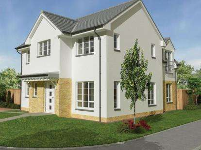 4 Bedrooms Detached House for sale in Annick Gardens, Perceton, Middleton Road, Irvine