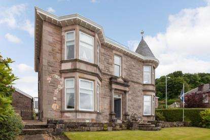 6 Bedrooms Detached House for sale in Barrhill Road, Gourock
