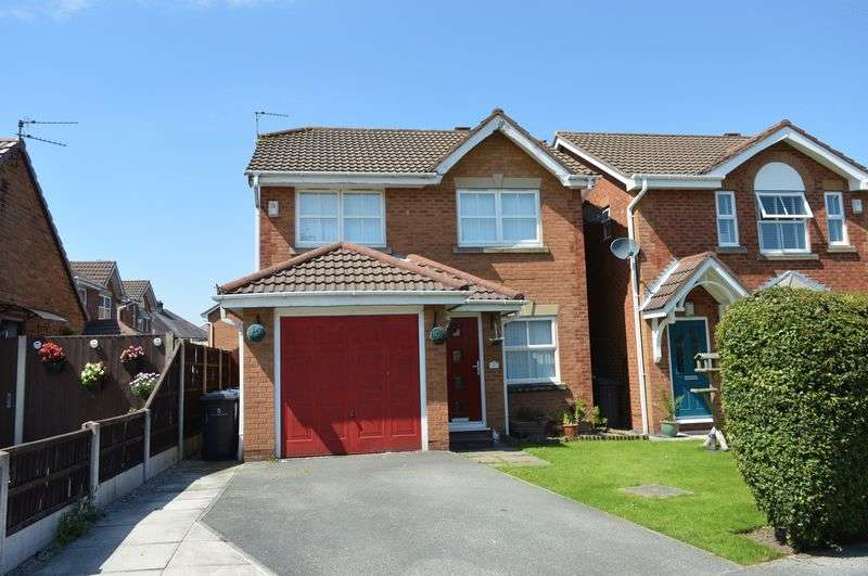 3 Bedrooms Detached House for sale in Langley Close, Golborne, WA3 3HZ