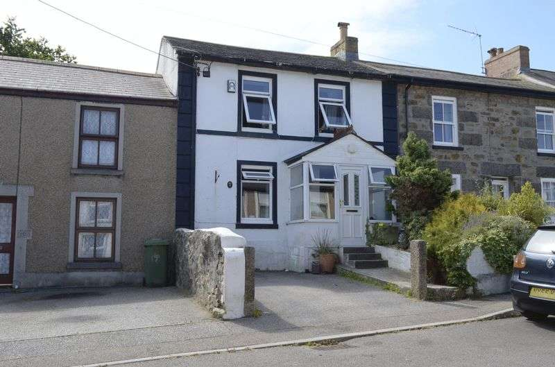 3 Bedrooms Terraced House for sale in Bodriggy Street, Hayle