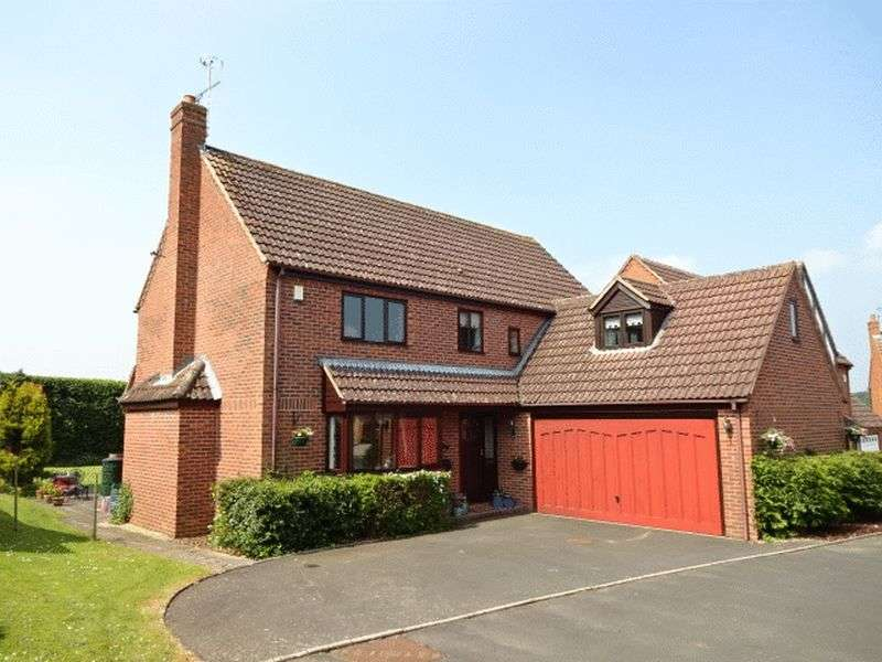 5 Bedrooms Detached House for sale in The Orchard, Bewdley DY12 2LZ